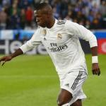 Zinedine Zidane no tiene clara la continuidad de Vinicius / RealMadrid.com
