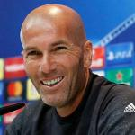 Zinedine Zidane ante los medios de comunicación. Foto: RealMadrid.com