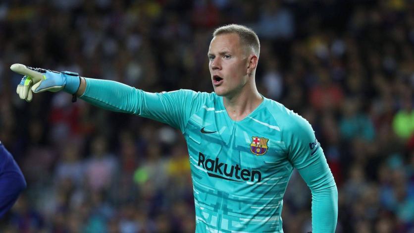 Ter Stegen no está seguro de su continuidad en el Barça